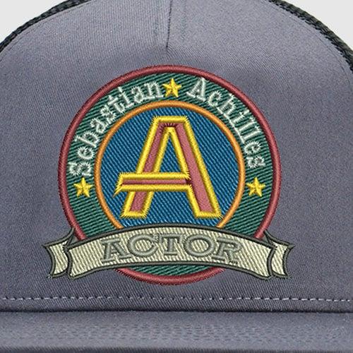 wir besticken baseball-caps