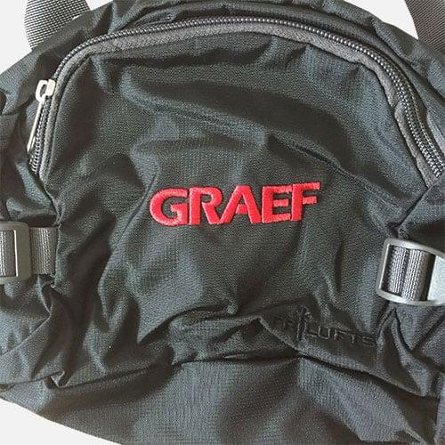 taschen mit logo besticken