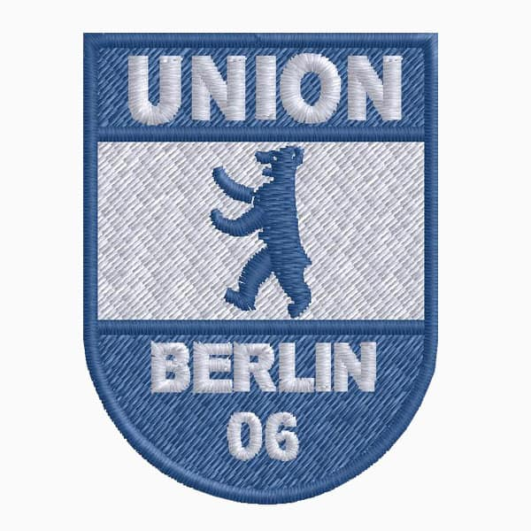 Patches Union Berlin Logo