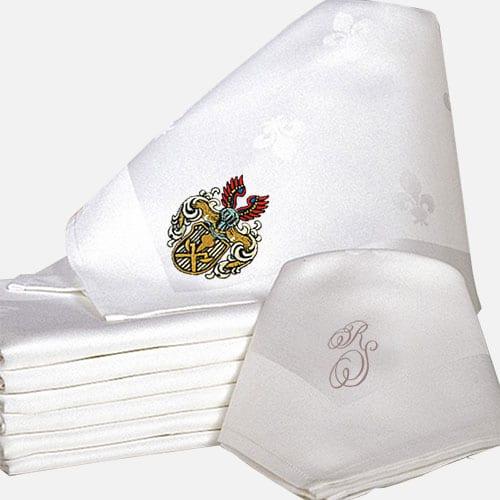 servietten besticken