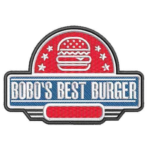 Best Burger Patch